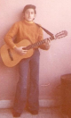 Tony Srouji at the age of 11 in 1973.